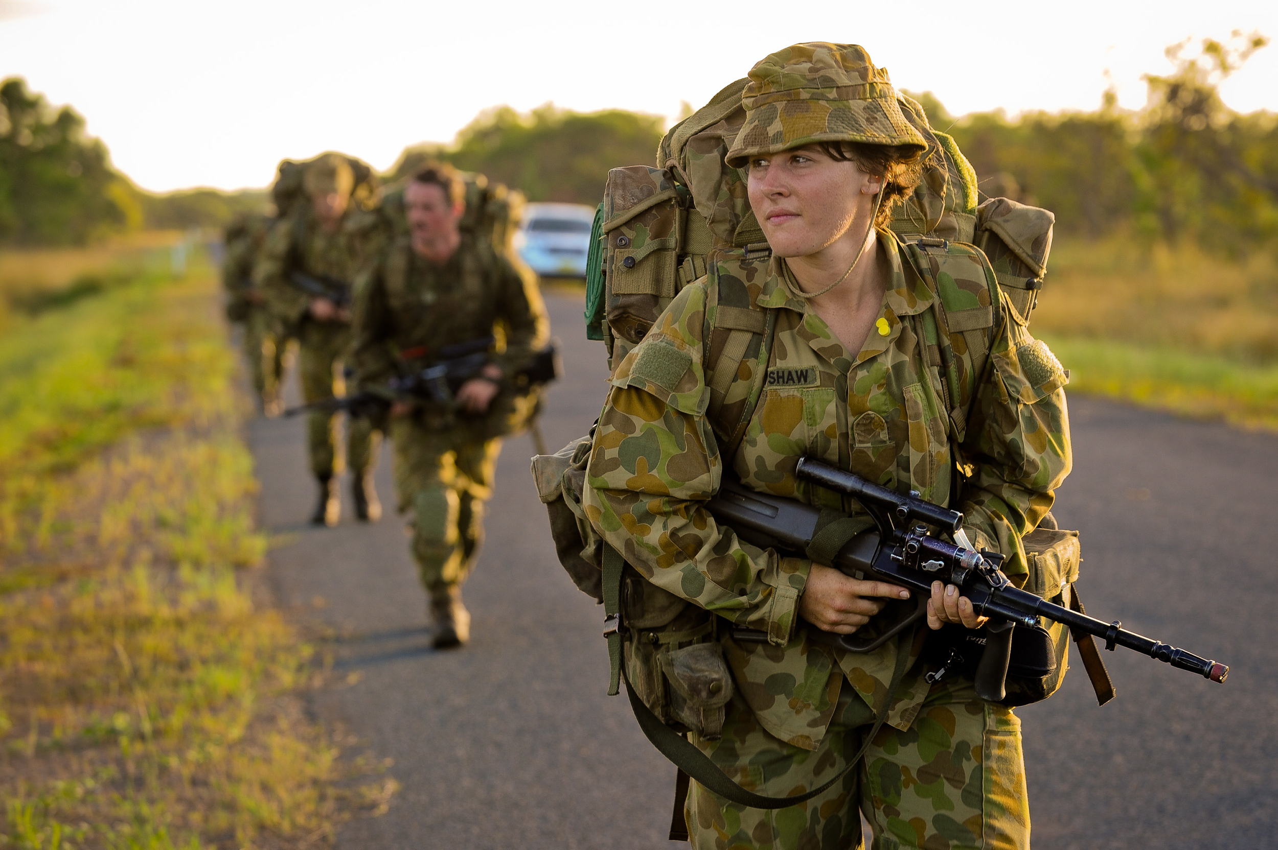 an analysis of women being allowed to fight in combat missions A nation that sends its women into front-line combat, into close infantry, hand-to-hand fighting and killing, is a nation that either doesn't take combat seriously or doesn't take respect for.